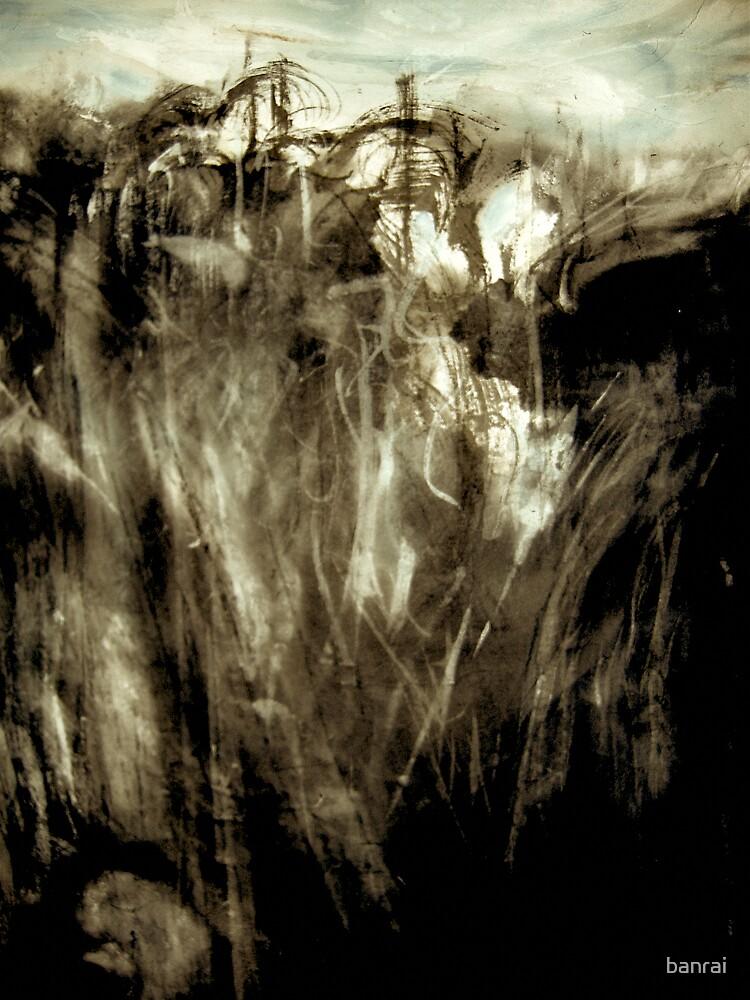sepia cliff spirits by banrai