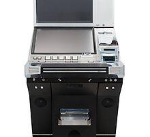 Jackpot machine by fotorobs