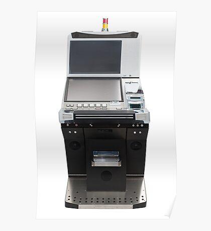 Jackpot machine Poster
