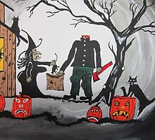 Trick Or Treat by JeffreyKoss