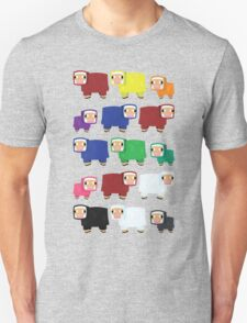 Sheep of a Different Color T-Shirt