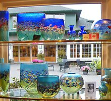 Glasswork at its Best by AnnDixon