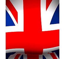 United Kingdom Flag by crashtackle