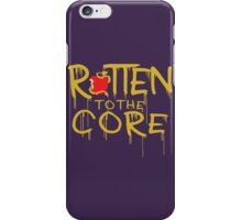 Rotten Tag iPhone Case/Skin