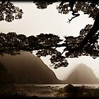 milford sound by dpbphotography