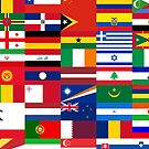 World Flags by Diabolical