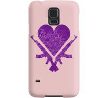 Heart & Guns Samsung Galaxy Case/Skin