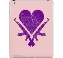 Heart & Guns iPad Case/Skin