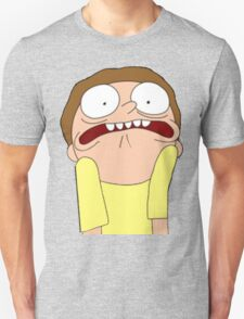 Morty Scared halloween  T-Shirt