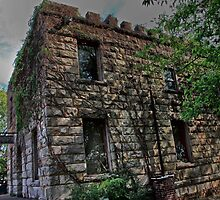 Rivertown Jail by JLBphoto