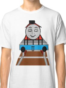 Toddlers Cartoon Lyle the Toy Train Engine Tshirt Classic T-Shirt