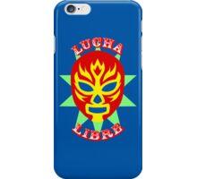 Lucha Libre iPhone Case/Skin