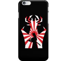 Jack On The Attack Skin iPhone Case/Skin