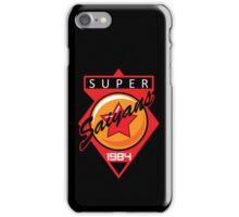 Super Saiyans Baseball iPhone Case/Skin