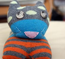 Sock Cat  by Karen Fitzsimons