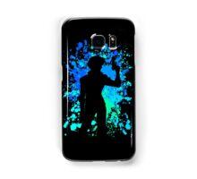 cowboy bebop spike spiegel paint splatter anime manga shirt Samsung Galaxy Case/Skin