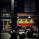 Street cafe. Walsh Bay by andreisky