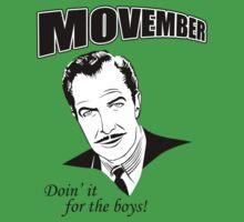 Movember Light T