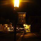 After Dark On The Boardwalk by Elaine Bawden