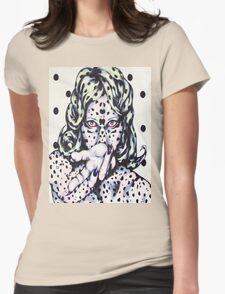 Grrr shirt Womens Fitted T-Shirt