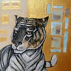 Animalia II: Siberian Tiger by Lynnette Shelley