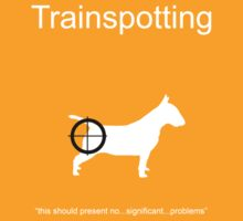 Trainspotting Minima by Stevie B