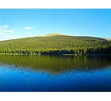 Echo Lake Serenity  Photographic Print