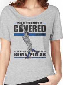 Superman - Kevin Pillar Women's Relaxed Fit T-Shirt