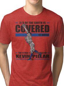 Superman - Kevin Pillar Tri-blend T-Shirt