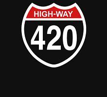 420 HIGHway Weed Blunt Medical Pot Marijuana T-Shirt