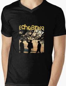 ECHOBRAIN  Mens V-Neck T-Shirt