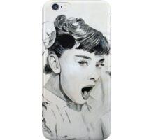 Audrey Hepburn (in Roman Holiday) IPhone Case iPhone Case/Skin