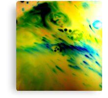 Psychedelic Milk 1 Canvas Print