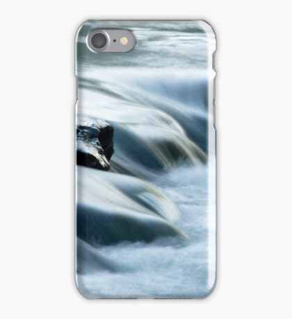Obstacles Bring Beauty iPhone Case/Skin