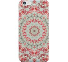 Flight of the Red Maple Tree iPhone Case/Skin