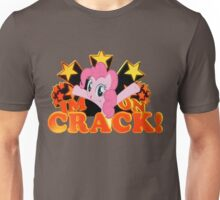 Pinkie Pies On Crack Unisex T-Shirt