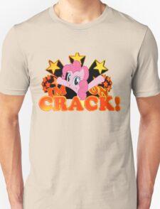 Pinkie Pies On Crack Unisex T-Shirt