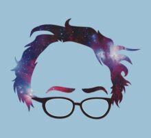 Bernie Sanders Nebula Hair by iceteeart