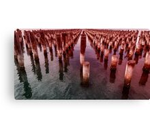 Prince's Pier Port Melbourne Canvas Print