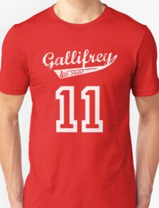Gallifrey All-Stars: Eleven T-Shirt