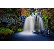Camspie's Fairy falls Photographic Print