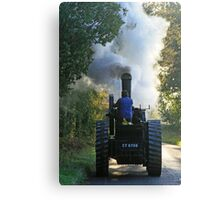 Smoke Screen Canvas Print