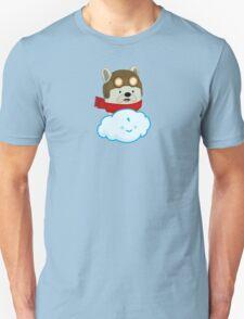 The Flying French Bulldog Unisex T-Shirt