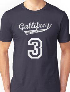 Gallifrey All-Stars: Three Unisex T-Shirt