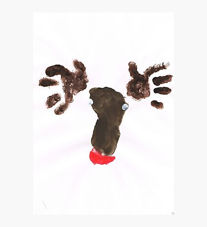 Williams Reindeer  Photographic Print