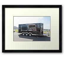 Foods ready - Royal Hobart Show Tasmania 2011 Framed Print
