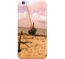 Anchored down iPhone Case/Skin
