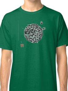 Swarm of Honey Bees Classic T-Shirt