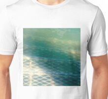 Submerged Metal Stairs  Unisex T-Shirt