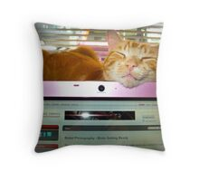 Jasper Computing Throw Pillow